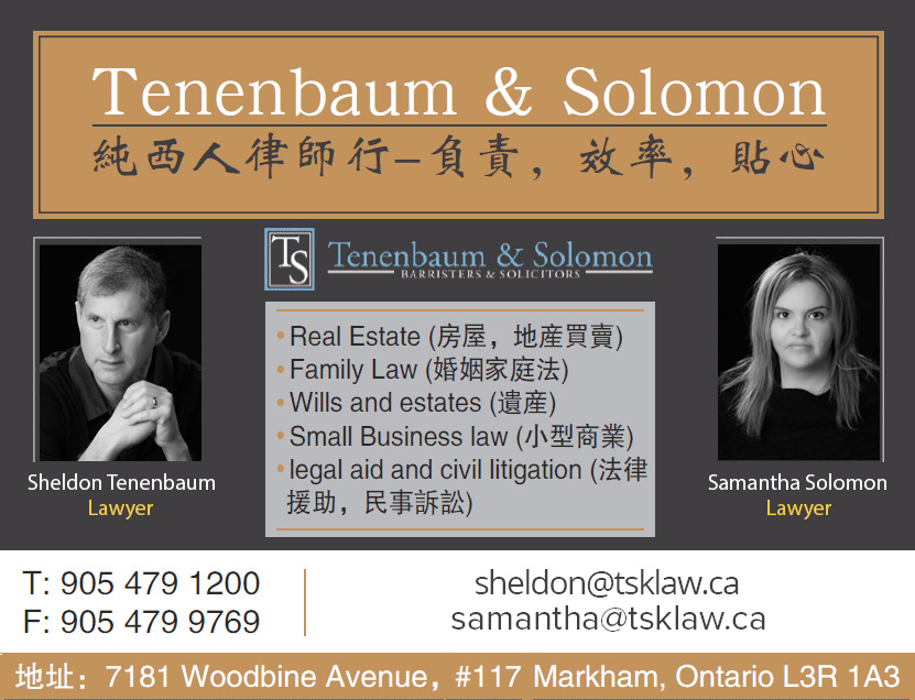 Divorce lawyer markham